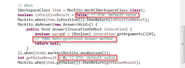 Creating Mocks - Parasoft Jtest DTP Engine 10 3 3 - Parasoft