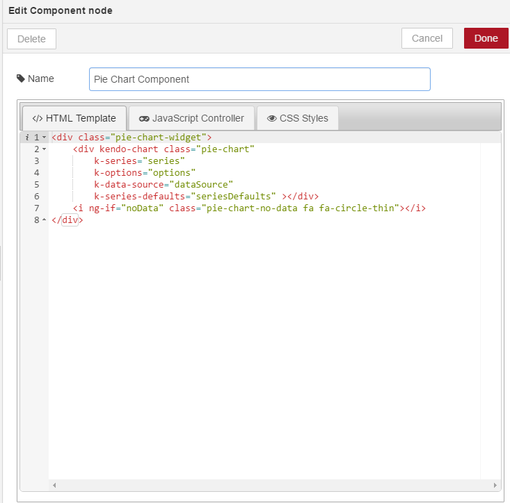 Creating Custom Dtp Widgets Using Extension Designer Parasoft Dtp