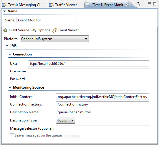 Monitoring System Internals During Test Execution - SOAtest and