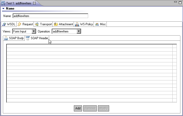 NET WCF Flowed Transactions - SOAtest and Virtualize 9 10 3