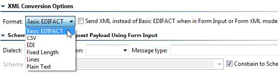 EDI Client - SOAtest and Virtualize 9 10 3 - Parasoft