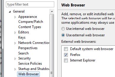 Configuring Internet Explorer Settings - SOAtest 9 10 3