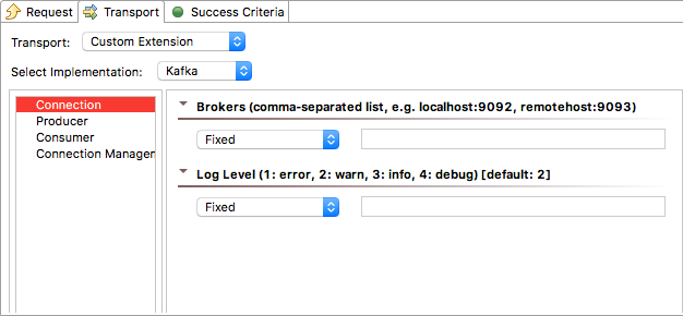 Kafka Transport 1 0 - SOAtest 9 10 5 - Parasoft Documentation