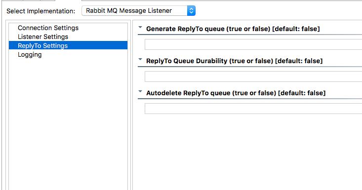 Rabbit MQ Message Listener 1 1 - Virtualize 9 10 5 - Parasoft