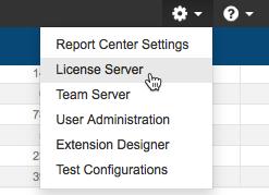 Configuring License Server - Parasoft DTP 5 4 0 - Parasoft