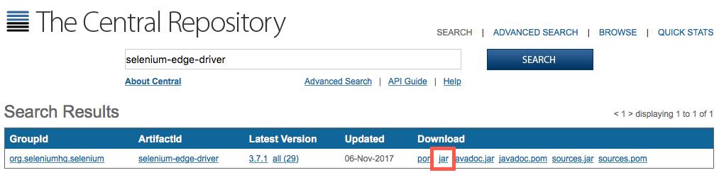 latest version of selenium webdriver