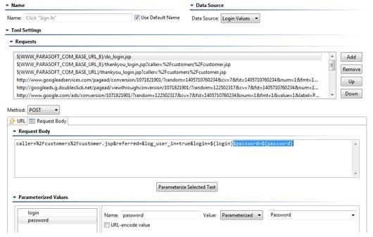 Preparing Web Functional Tests for Load Testing - SOAtest
