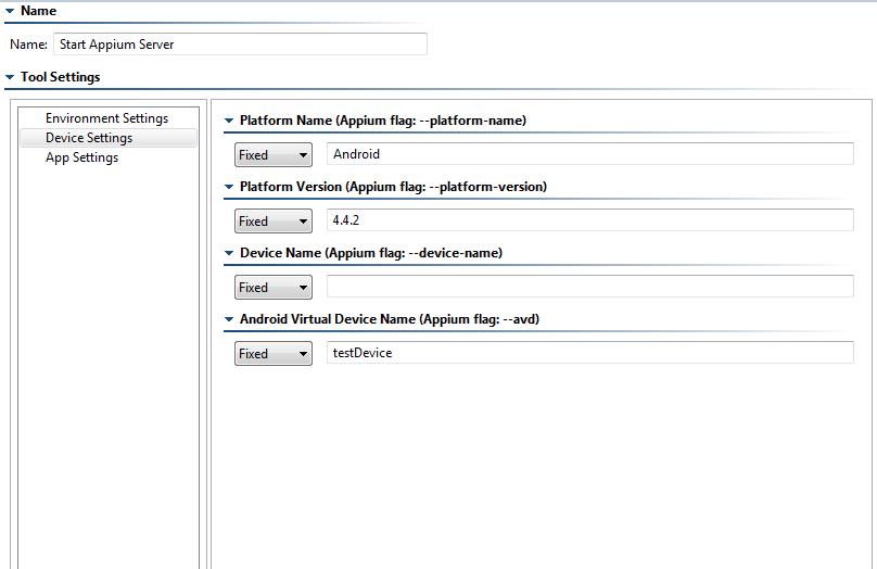 Appium Mobile Extensions 1 1 - SOAtest 9 10 6 - Parasoft Documentation