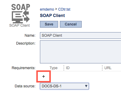 SOAP Clients - SOAtest and Virtualize 9 10 7 with CTP 3 1 3
