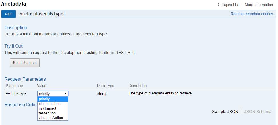 How to Update Violations Metadata - Parasoft DTP 5 4 2