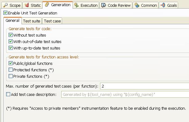 Exercise 1 - Generating Unit Tests - Parasoft C++test 10 3 2